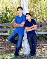 Grant and Nathan School pix 2015